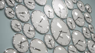 Clocks in the UK are moving forward this weekend