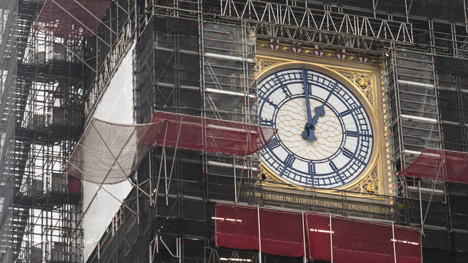 Remember to move your clock forward an hour at 1am on Sunday