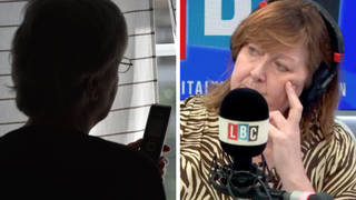 Shelagh Fogarty's says this caller's stalking story is the 'stuff of nightmares'