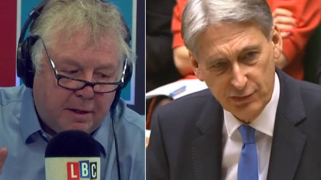 Nick Ferrari spoke to Paul Johnson about Philip Hammond's budget