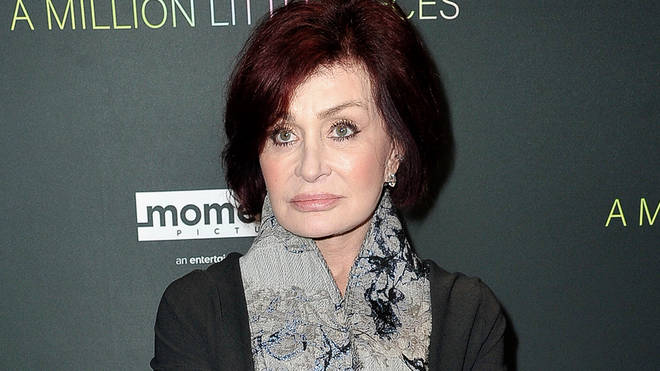 """CBS have stated that Sharon Osbourne's behaviour during the discussion """"did not align with our values for a respectful workplace""""."""