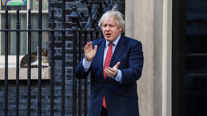 """Boris Johnson said people have had """"quite a few days off"""" during lockdown."""