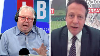 """The sports minister told Nick Ferrari he thought there """"absolutely"""" should be crowds at Wimbledon and the British Grand Prix."""