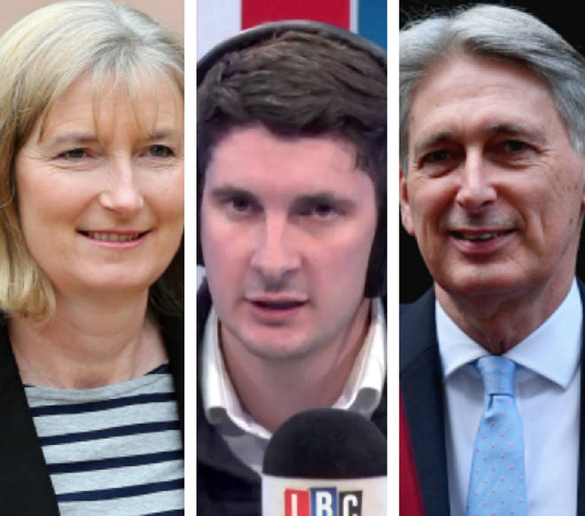 Sarah Wollaston says she will not vote through Philip Hammond's Budget