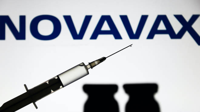 GSK will help with the manufacture of up to 60 million Novavax doses