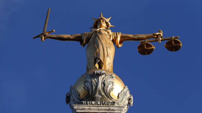 """The coronavirus pandemic has left the courts system in England and Wales in """"crisis"""""""