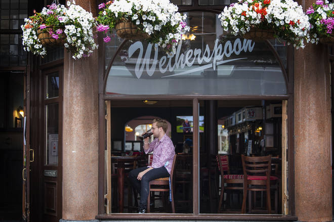 Wetherspoon's announcement will create 2,000 new jobs, the firm said