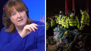 One of the organisers of the Reclaim These Streets campaign has criticised the Met Police's handing of the Sarah Everard vigil
