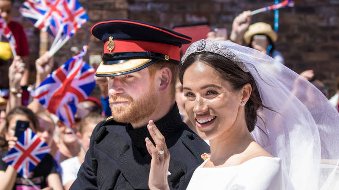 The Duke and Duchess of Sussex did not marry in secret before the royal wedding, the Archbishop of Canterbury has said.