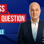 Iain Dale hosts the weekly Cross Question debate and you can watch it here live from 8pm