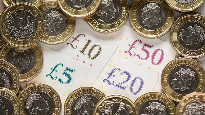 The minimum wage in the UK has increased by 2.2%