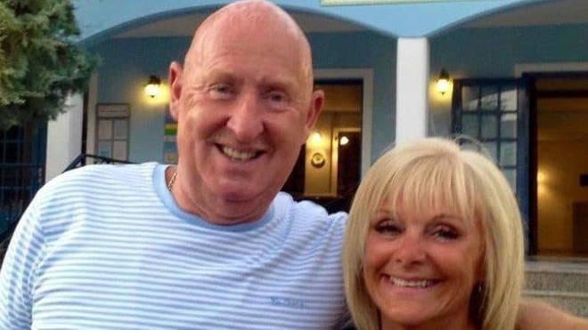 John and Susan Cooper had been enjoying a family holiday at the Steigenberger Aqua Magic Hotel