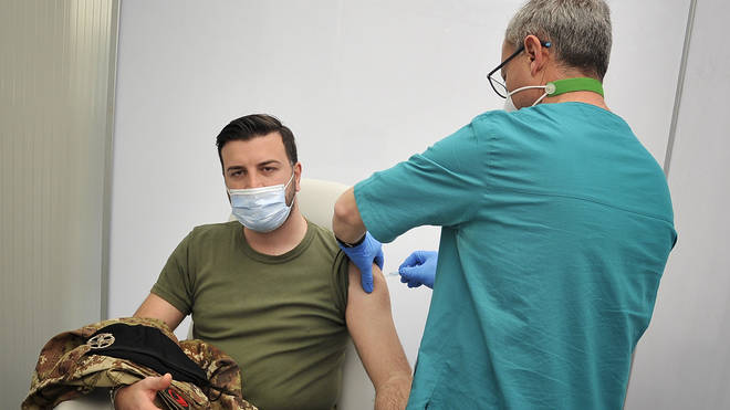 The Pfizer Covid-19 vaccine appears to offer 100% protection against the South African variant and most likely protects against the Brazilian variant