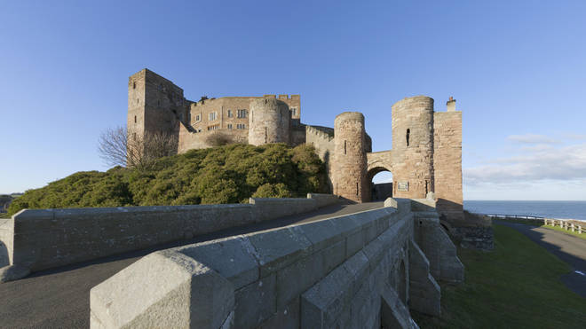 Bamburgh Castle has been offered a portion of £300 million in grants
