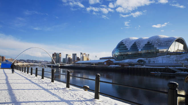 The Sage Gateshead will receive a new loan