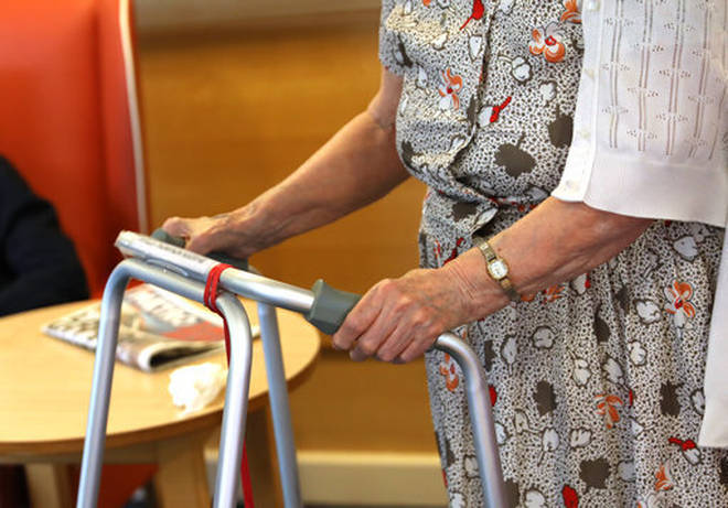 Campaigners are also fighting the rules on self-isolation, after visiting a care home