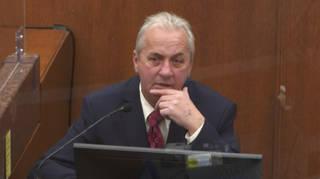 Lieutenant Richard Zimmerman testified in court on Friday