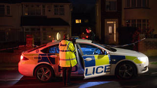 An elderly woman has been killed in a dog attack