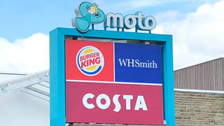 The best and worst motorway service stations in the UK have been revealed