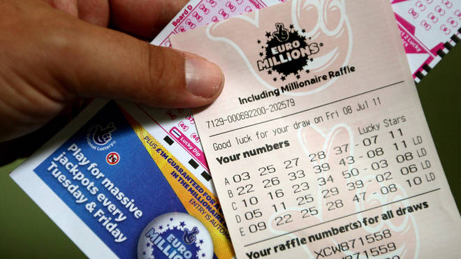 Friday's eye-watering EuroMillion jackpot prize has been claimed by a UK ticket-holder