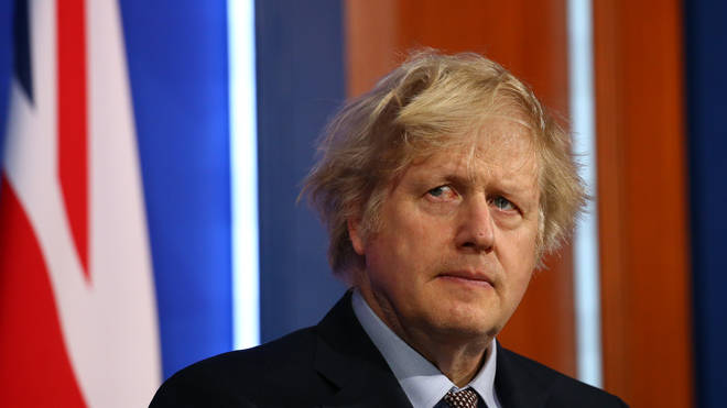 Boris Johnson has said Britain can look forward to brighter days ahead in his Easter message