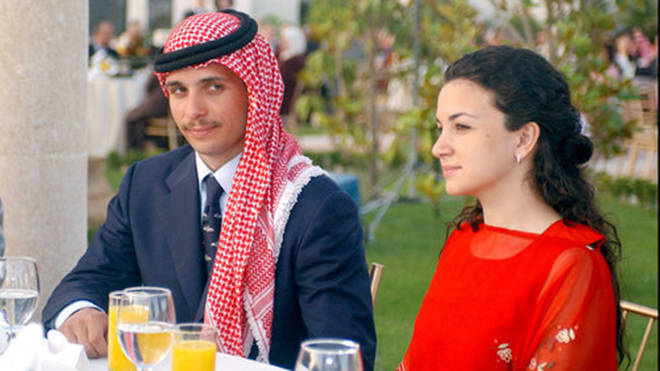 Prince Hamza bin Al-Hussein claims he has been placed under house arrest