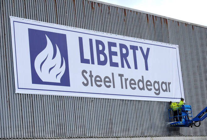 Greensill Capital's collapse has put 5,000 jobs at Liberty Steel in question.
