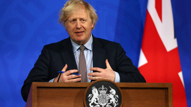 Boris Johnson will lead a press conference from 5pm today