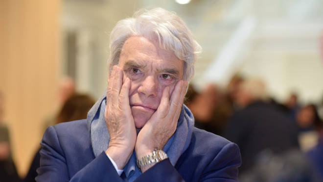 Bernard Tapie (pictured in 2019) received a blow to the head with a club during the violent burglary.