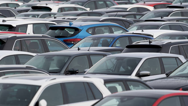 Demand for new cars grew by 11% last month compared with March 2020