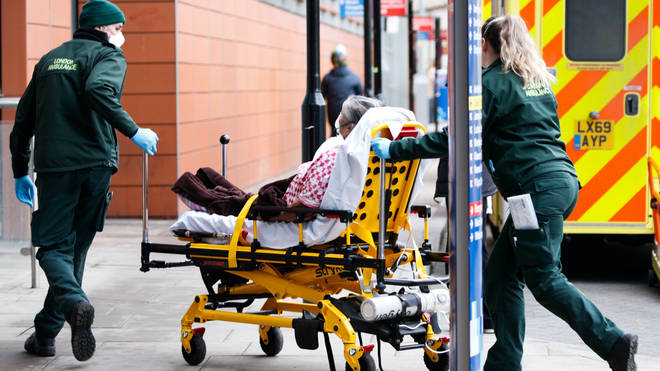 "An increase in hospital admissions and deaths is said to be ""highly likely"" in the later stages of the UK's road map out of lockdown"