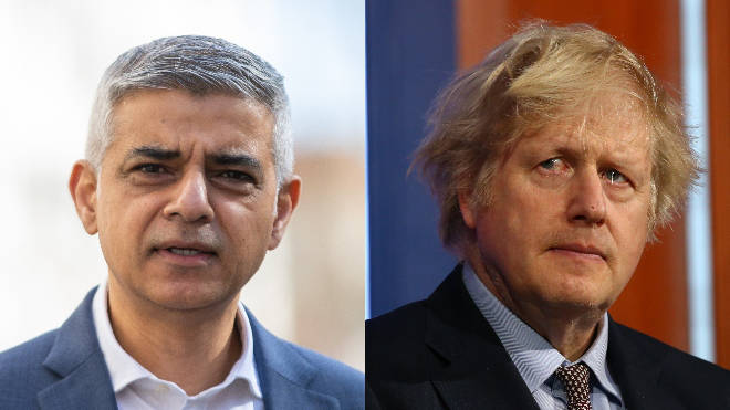 London Labour is considering writing a formal complaint about Boris Johnson's comments