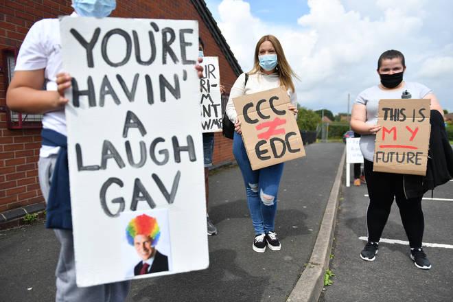 Gavin Williamson faced intense scrutiny last summer over his handling of exam results.