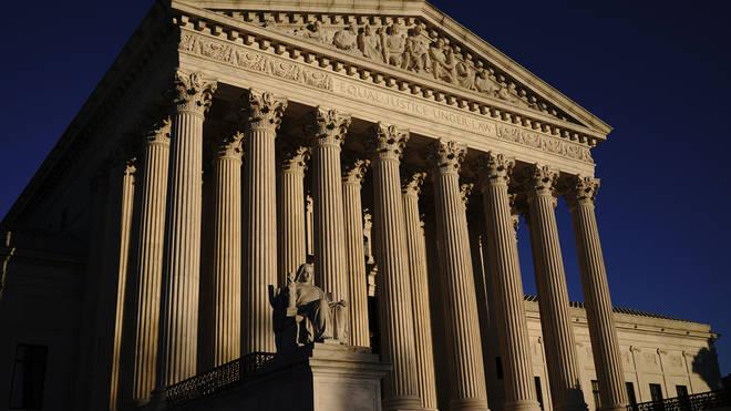 The US Supreme Court (J. Scott Applewhite/AP)
