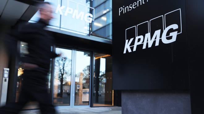 A KPMG office