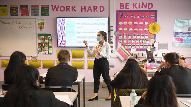 More than a third of teachers do not see themselves working in education in five years' time