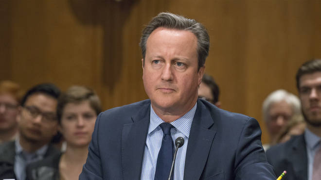 David Cameron has been under fire for using his contacts to lobby ministers on behalf of the firm