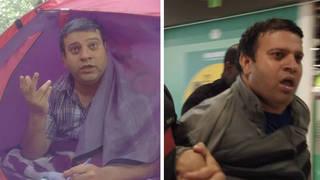 Waqar Ahmad aka Farooq was jailed for seven years following LBC's investigation