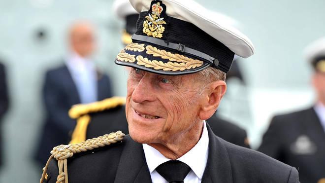 The Duke of Edinburgh's death was announced by Buckingham Palace yesterday