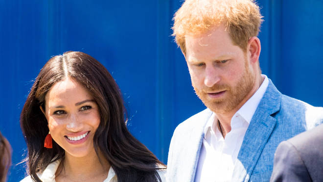 Harry will attend the funeral but Meghan will not on medical advice
