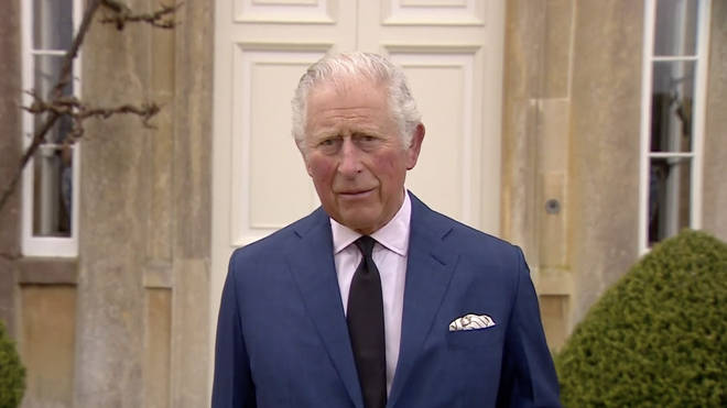 Prince Charles has paid tribute to his father the Duke of Edinburgh