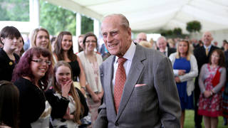 The duke's funeral will take place in Windsor Castle on April 17