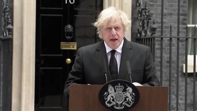Boris Johnson will not attend the Duke of Edinburgh's funeral