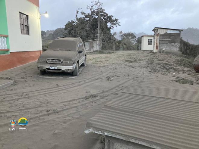 Explosions and accompanying ashfall, of similar or larger magnitude, are likely to continue to occur over the next few days, the UWI Seismic Centre said.