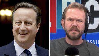 James O'Brien reacts to claims Cameron is in 'wealth trap', as Greensill investigation launches