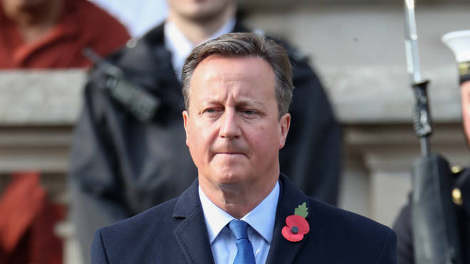 David Cameron was cleared of wrongdoing by an official watchdog