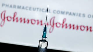 The US has recommended pausing the Johnson & Johnson's coronavirus vaccine