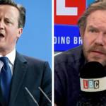 Jim Pickard gives 'astonishing' insight into David Cameron controversy