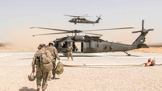 US troops are set to leave by mid-September