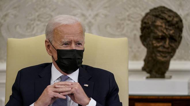 Joe Biden will not meet Donald Trump's negotiated May 1 withdrawal date